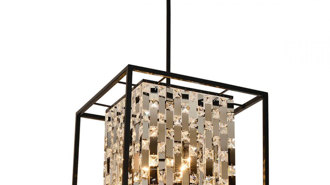 almacenes-ortega-lampara-colgante-acero-inoxidable-cristal-hierro-licht