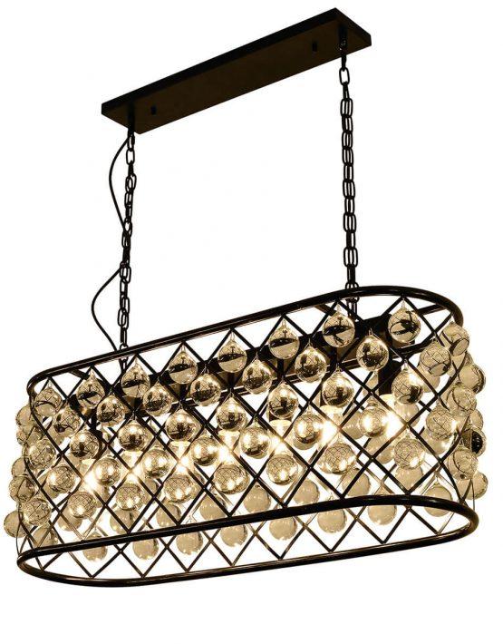 almacenes-ortega-lampara-colgante-hierro-cristal-licht
